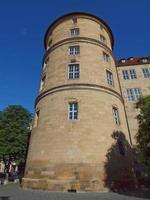vieux château d'altes schloss, stuttgart photo