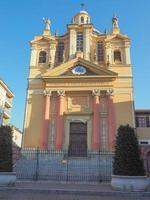 église de san bernardino signifiant st bernardine in chieri photo