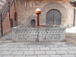 Castello médiévale, Turin, Italie photo