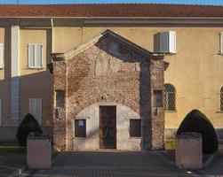 chapelle san vito à grugliasco photo
