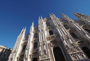 duomo di milano cathédrale de milan photo
