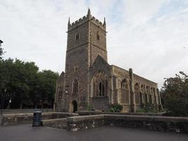 église en ruine st peter à bristol photo