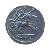 monnaie romaine antique photo