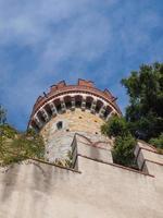 Château alberti à Gênes Italie photo