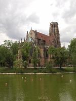 Église johanneskirche, stuttgart photo
