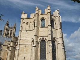 Cathédrale de Canterbury, Royaume-Uni photo