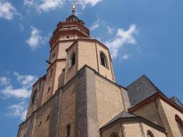 Église Nikolaikirche à Leipzig photo