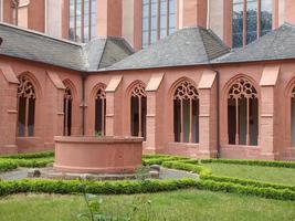 L'église Saint-Étienne de Mayence photo