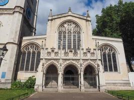 L'église Sainte-Margaret à Londres photo