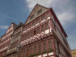 mairie de francfort photo