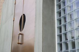 chambre loft de style moderne et industriel photo