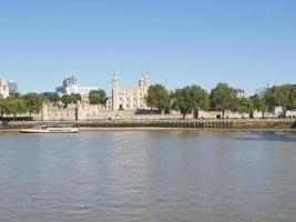 Tour de Londres photo