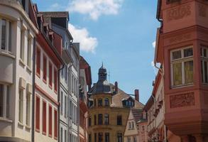 la vieille ville de Mayence photo
