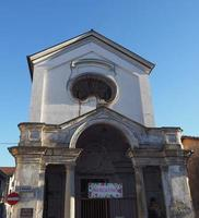 Chapelle du Père Noël à Grugliasco photo
