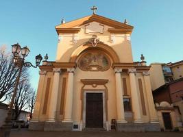 église san cassiano à grugliasco photo