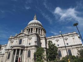la cathédrale st paul londres photo