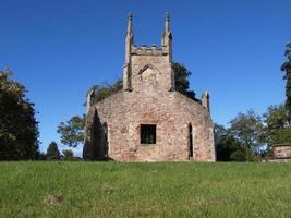 Cardross ancienne église paroissiale photo