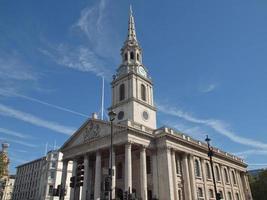 L'église Saint-Martin de Londres photo