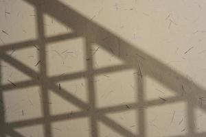 les vraies ombres abstraites naturelles photo