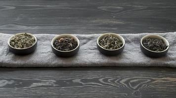 la composition traditionnelle du feng shui photo