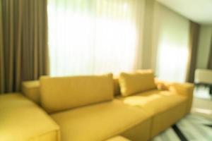 flou abstrait salon moderne et luxueux pour le fond photo