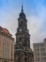 Kreuzkirche à Dresde photo