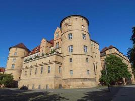 Altes schloss vieux château stuttgart photo