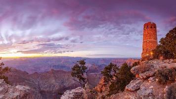 paysage naturel du grand canyon en arizona photo