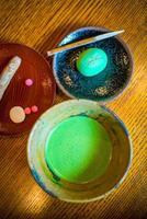 thé vert traditionnel de style kyoto photo