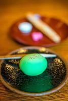 dessert traditionnel de style kyoto photo