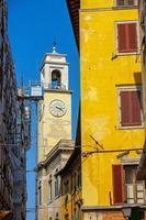 Paysage urbain du centre-ville de Pise photo