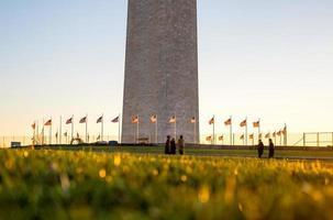 Monument de Washington à Washington, DC photo