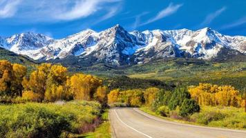 route au colorado photo