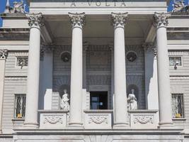 Temple Tempio Voltiano Volta à Côme photo