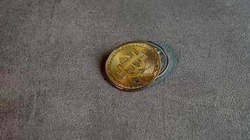 crypto-monnaie bitcoin la future pièce photo