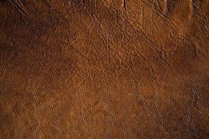 motif en cuir véritable sans couture photo