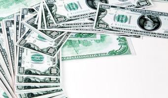 concept de finance d'entreprise en espèces bancaire maney photo