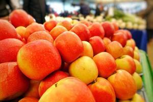 pomme fruit saine et bio photo