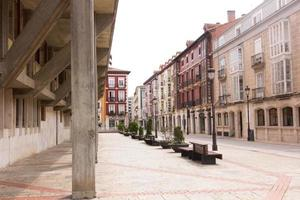 ville de burgos, petite ville du nord de l'espagne photo