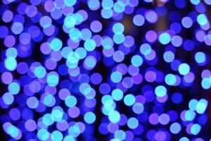 grand flou abstrait bleu aqua bokeh photo
