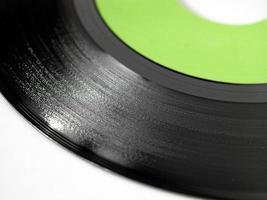 disque unique vinyle photo