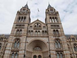 musée d'histoire naturelle, londres, royaume-uni photo