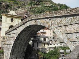 pont romain à pont saint martin photo