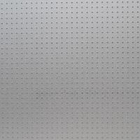 fond de texture en aluminium gris photo