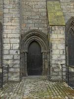 la cathédrale Sainte-Mangouste de Glasgow photo