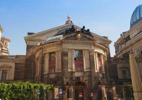 kunstakademie à Dresde photo