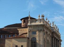 palazzo madame, turin photo