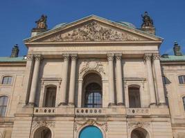 Palais japonais à Dresde photo