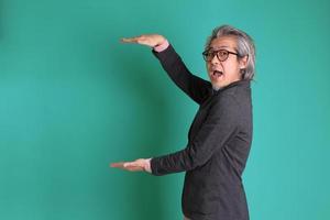 professeur d'Asie de l'Est photo
