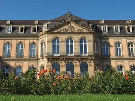 neues schloss nouveau château, stuttgart photo